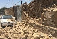 مصدومان زلزله مسجدسلیمان به ۱۱۵ نفر رسید
