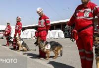 آمادهباش کامل تیمهای عملیاتی هلال احمر جهت اعزام به مسجد سلیمان