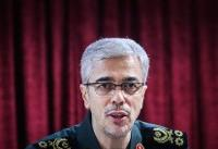 سرلشکر باقری انتصاب نماینده ولی فقیه دراستان هرمزگان را تبریک گفت