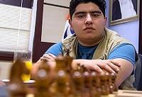 اولین پیروزی پرهام مقصودلو در مسابقات شطرنج سوئیس