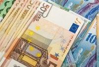 نرخ رسمی یورو کاهش و پوند افزایش یافت / دلار ثابت ماند