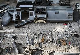 (تصاویر) دوقلوهای جاعل سند خودرو و موتورسیکلت