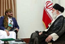Iran supreme leader urges support for Yemen's Houthi rebels