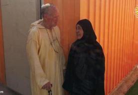 (تصویر) بدل جورج بوش مسلمان شد و به حج رفت!