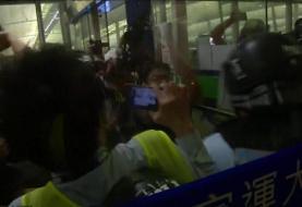 معترضان برای روز دوم فرودگاه هنگکنگ را فلج کردند