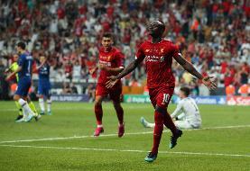 لیورپول قهرمان سوپر جام اروپا/ تکرار خاطره خوش برای قرمزها در استانبول