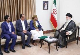 پیامهای دیدار هیات یمنی با مقام معظم رهبری از دید مدیر دفتر الجزیره در تهران