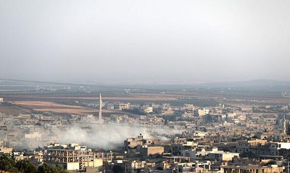شهر خان شیخون ادلب به محاصره ارتش سوریه در آمد