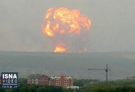 ویدئو / انفجار هستهای روسیه، تجدید خاطره چرنوبیل