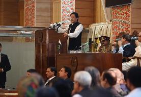 نخست وزیر پاکستان: به هرگونه حمله از سوی هند در بخش کشمیر پاسخ میدهیم