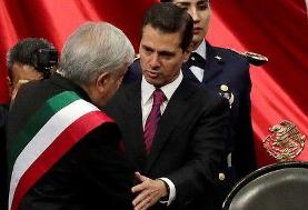 Mexican president says predecessor not under investigation in graft case