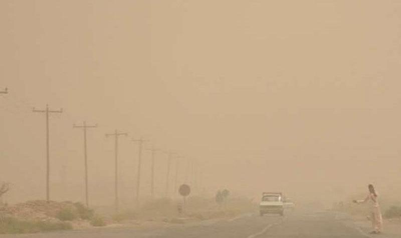 آلودگی هوای زابل به ۱۶ برابر حد مجاز رسید