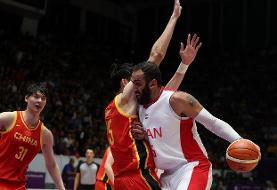 ایران بیست و سومین تیم قدرتمند جامجهانی بسکتبال