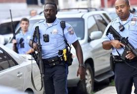 زخمی شدن ۶ مامور پلیس در تیراندازی فیلادلفیا در آمریکا