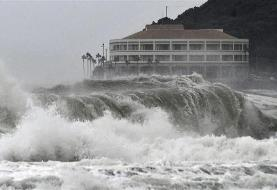 Nearly 600,000 advised to evacuate as storm makes landfall in Japan