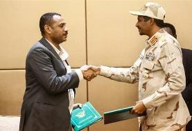 Sudan's military rulers, opposition coalition sign final agreement on civilian rule