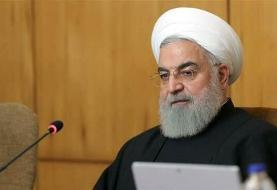 Iran's Rouhani calls Israel main source of terrorism in ME
