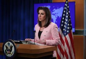 اعتراض وزارت خارجه آمریکا به حکم ۵۵  سال زندان برای معترضان به حجاب اجباری در ایران