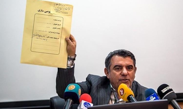 رئیس سازمان خصوصی سازی هم به اتهام فساد مالی بازداشت شد