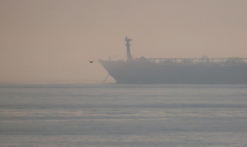 Iran tanker could leave Gibraltar on Friday unless U.S. legal bid succeeds