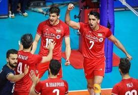 والیبال ایران برای سومین بار قهرمان آسیا شد