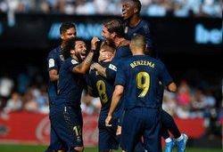 رئال مادرید در شب اخراج مودریچ لالیگا را با پیروزی آغاز کرد