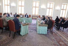 نشست سهجانبه ایران، انصارالله و چهار کشور اروپاییبرگزار شد