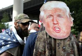 Proud Boys Declare Portland Rally a Success: 'Go Look at President Trump's Twitter'