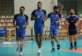 سرعتیزنهای تیم ملی والیبال در انتظار رضایتنامه باشگاهها