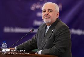 ظریف: دیپلماسی فعال ایران همچنان ادامه دارد