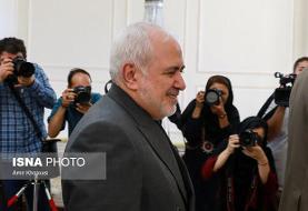 ظریف: دیپلماسی فعال ما ادامه دارد