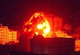 Israeli warplanes launch fresh airstrikes on Gaza Strip