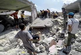گسترش عملیات ارتش در شمال غرب سوریه؛ بیش از ۲۰ غیرنظامی کشته شدند