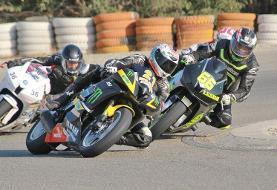 برترینهای دومین مرحله مسابقات موتور ریس قهرمانی کشور مشخص شدند