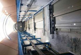آسانسورهای ناایمن سنندج