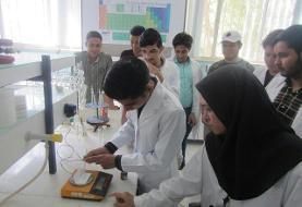 دهمین دوره المپیاد دانشآموزی علوم و فناوری نانو در ایستگاه پایانی