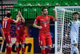 ناگویا ژاپن پرافتخارترین تیم فوتسال آسیا باقی ماند