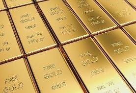دوشنبه ۲۵ شهریور | قیمت جهانی طلا
