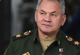 شایگو: روسیه به استقرار موشک های آمریکایی در آسیا و اروپا پاسخ خواهد داد