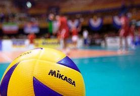 شکست نوجوانان والیبالیست ایران مقابل ایتالیا در دیداری دوستانه
