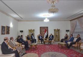 رایزنی سفیر ایران با رییسجمهوری عراق برای برگزاری راهپیمایی اربعین حسینی