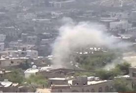 درگیریهای شدید شبه نظامیان اماراتی و سعودی در تعز
