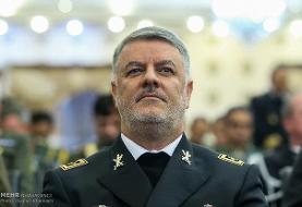 اعلام آمادگی ارتش برای اعزام ناوگان اسکورت «آدریان دریا»
