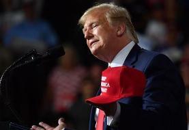 Trump renews war on media as his rating tanks