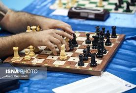 تساوی در دیدار تمام ایرانی مسابقات شطرنج کوپر سوئیس