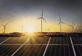 صادرات برق بادی و خورشیدی آزاد شد