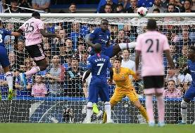 Premier League: Chelsea 1-1 Leicester City