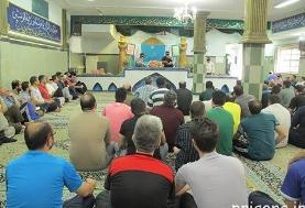 مرخصی عید غدیر برای برخی از مددجویان اردوگاه فشافویه /برگزاری شب شعر در زندان رجاییشهر