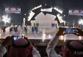 جشن شروع لیگ برتر عربستان با حضور برانکو (+عکس)