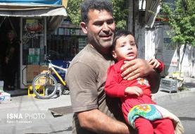 مصدوم شدن ۹ نفر در آتش سوزی بانک کشاورزی آستارا + تصاویر